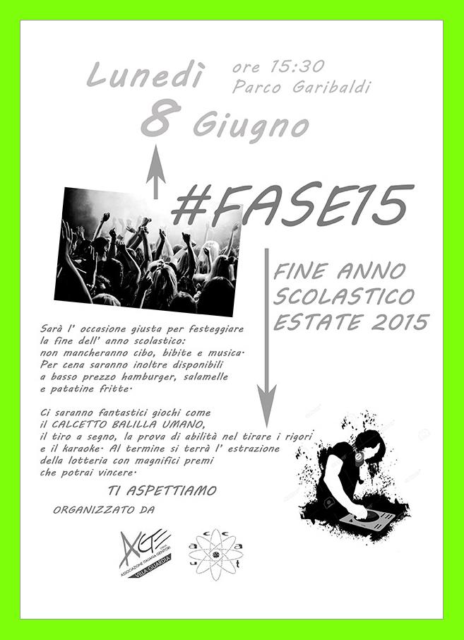 #FASE15-Locandina