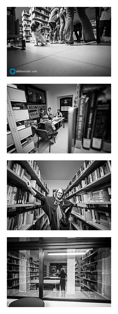 Natale2015-libri-in-biblioteca-BW