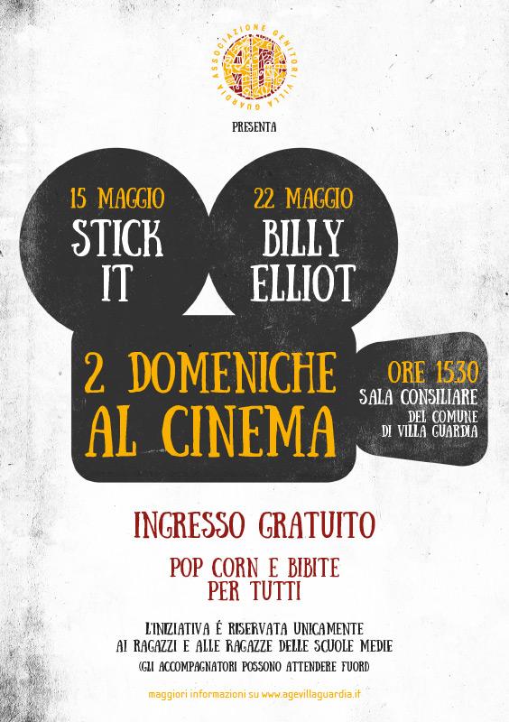 domeniche al cinema stick it billy elliot