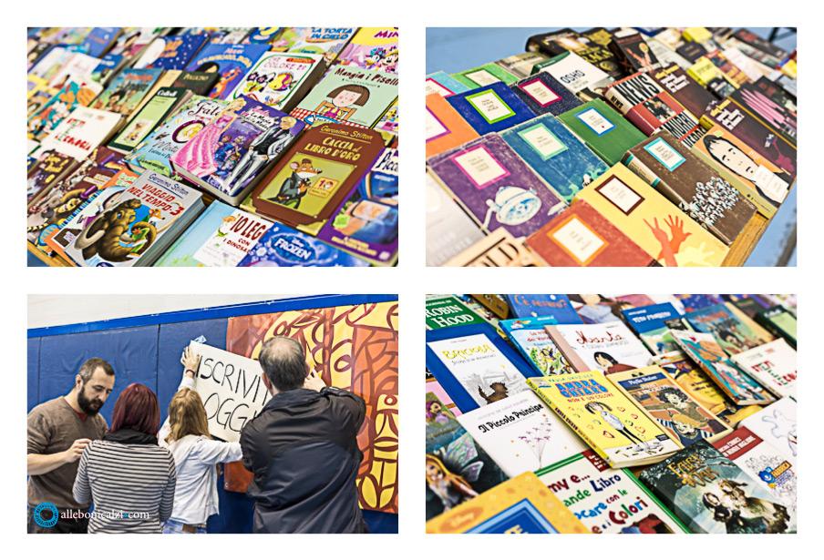 2 giugno festa del paese scambio libri AGe