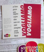 VOGLIAMO, Manifesto delle 10 cose più importanti della vita, allegropanico
